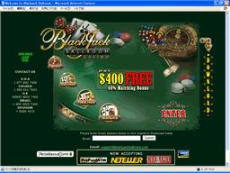 ブラックジャックボールルームオンラインカジノ