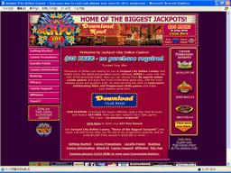 ジャックポットシティオンラインカジノ
